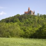 Castle Bouzov — Stock Photo