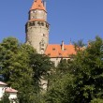 Bouzov castle — Stock Photo