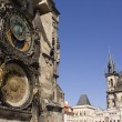 Astronomical clock — Stock Photo #2236969