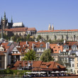Prague castle - Foto Stock