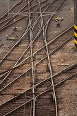Tracks — Stock Photo