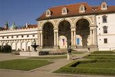 Wallenstein garden - Czech presidency — Stock Photo