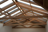 Roof frame — Stock Photo