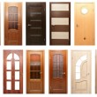 Stock Photo: Doors