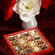 Sweet pralines - Stock Photo