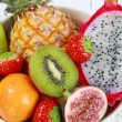 Fresh fruits — Stock Photo