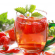 Refreshing summer drink - 