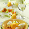 Easter table setting — Stock Photo #2229524