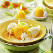 Easter table setting — Stock Photo #2229534