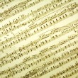 Music notes background — Stock Photo #2229859