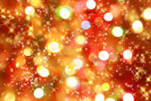 Christmas lights background — Fotografia Stock