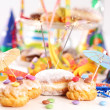 Carnival party — Stock Photo