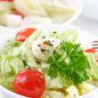 Small salads - Stock Photo