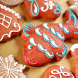 Gingerbread for Christmas — Stock Photo