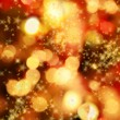 Christmas lights background — ストック写真