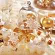Christmas table — Stockfoto #2285780