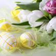 Easter detail - Stockfoto