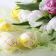 Easter detail - Stock Photo