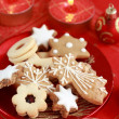Royalty-Free Stock Photo: Delicious Christmas cookies
