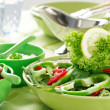 Salad with tunny — Stock Photo #2295315