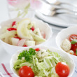 Small salads — Stock Photo #2305414