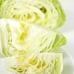Iceberg lettuce — Stock Photo
