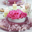 Fine place setting — Stockfoto #2333720