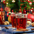 Stock Photo: Hot drink for Christmas