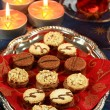 Christmas cookies — Photo