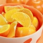 Sliced orange — Stock Photo #2334533