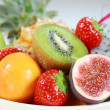 Fresh fruits — Stock Photo #2334706