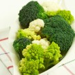 Stock Photo: Green vegetable