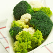 Green vegetable — Stock Photo #2334883