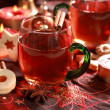 Hot drink for Christmas — Stock Photo #2335518