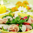 Fresh salad — Stockfoto