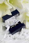 White wedding — Stock Photo