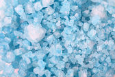 Background of bath salt — Stock Photo