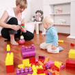 Stock Photo: Playtime