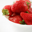Delicious strawberry — Stock Photo