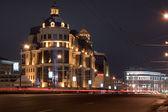 Moscow night — Stock Photo