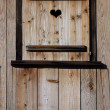 Stock Photo: Wooden Shutter