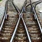 Railroad Switch — Stock Photo #2457531