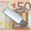 Fifty Euro Banknote — Stock Photo #2459502