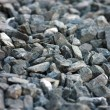 Gravel in several variations - Stock Photo