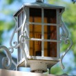 Beautiful antique style street lantern — Stock Photo #2512233