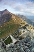 Beautiful view of Tatra Mountains — Stock Photo