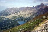 Scenic view of Tatra Mountains — Stock Photo