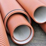 Plumbing tubes — Stock Photo