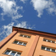 Block of flats - apartment building — Stockfoto