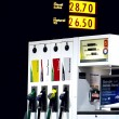 Gas station pumps — Stock Photo #2362128